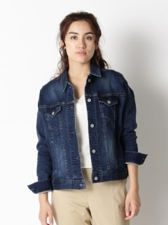 SOMETHING DENIM     JACKET